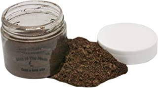 Slice of the Moon: Fuscous Brown Mica Powder 15g, Natural Mineral Mica, Cosmetic Grade For Lipstick Lip gloss Bath Bombs Epoxy Resin Face Blush Powder Eye pencil Dye Pigments Candle Making