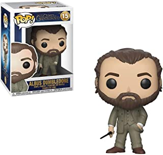 Funko Pop! Movies Fantastic Beasts 2: the Crimes of Grindelwald Dumbledore , Action Figure - 32750