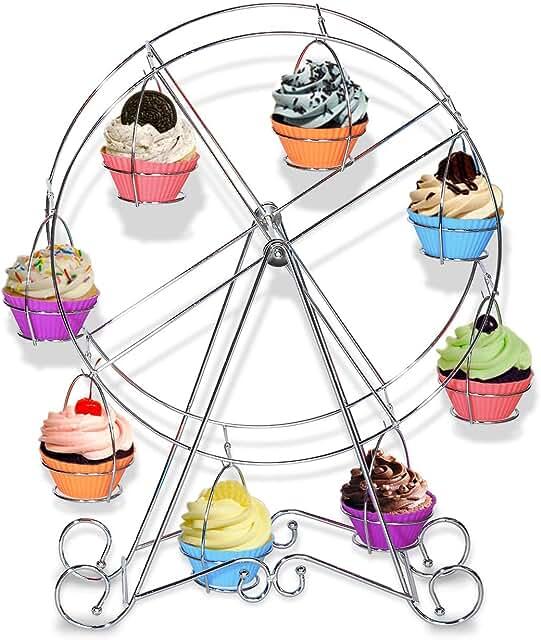 Amazon.it: ruota panoramica porta cupcake