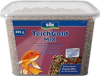 Söll GmbH Estanque de Oro Mix–Solos Forro Medio para Todos Los Peces de Estanque–Pescado Forro–Estanque