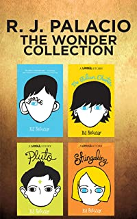 R. J. Palacio - The Wonder Collection: Wonder, The Julian Ch