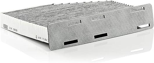 MANN-FILTER CUK 2939 Habitáculo, Filtro antipolen con carbón Activo, para automóviles