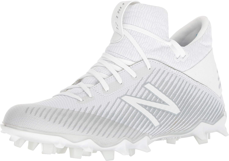 New Balance Men's Freeze V2 V2 V2 Agility Lacrosse schuhe Weiß, 9 D US 28b
