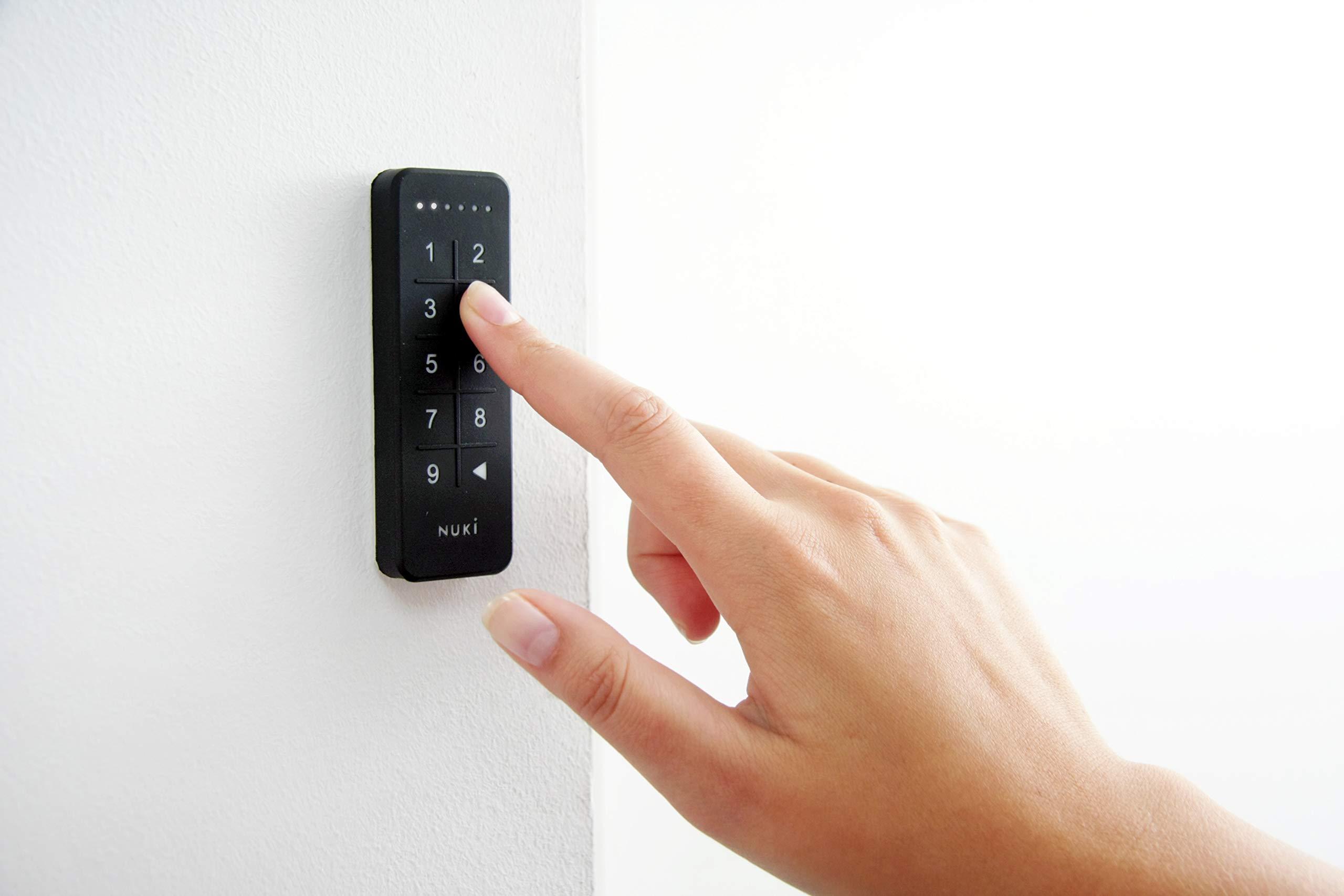 Nuki Keypad   Cerradura con código Bluetooth   extensión para el ...