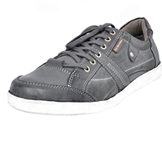 Maplewood Bronx Grey Casual Shoes for Men