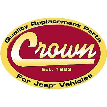 Radiator Cap J0648360 Crown Automotive
