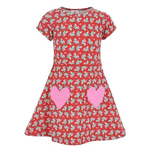 4c1903e94 Unique Baby Girls Valentine s Day Shark Dress Red