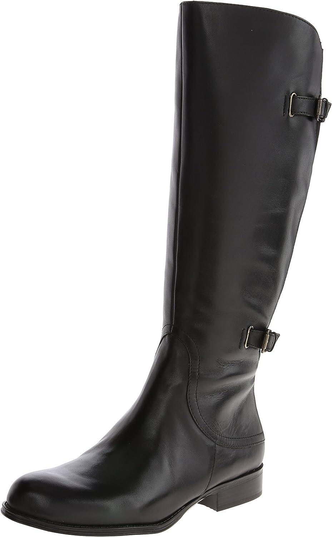 Naturalizer Women's Jamison Wide-Shaft Riding Boot
