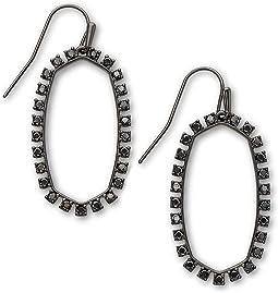 Elle Open Frame Earrings