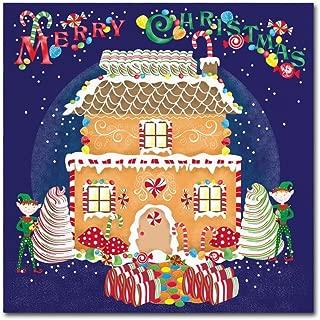 Best gingerbread house wall art Reviews