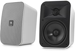 "JBL Control X 5.25"" Indoor/Outdoor Speaker - Pair (White)"