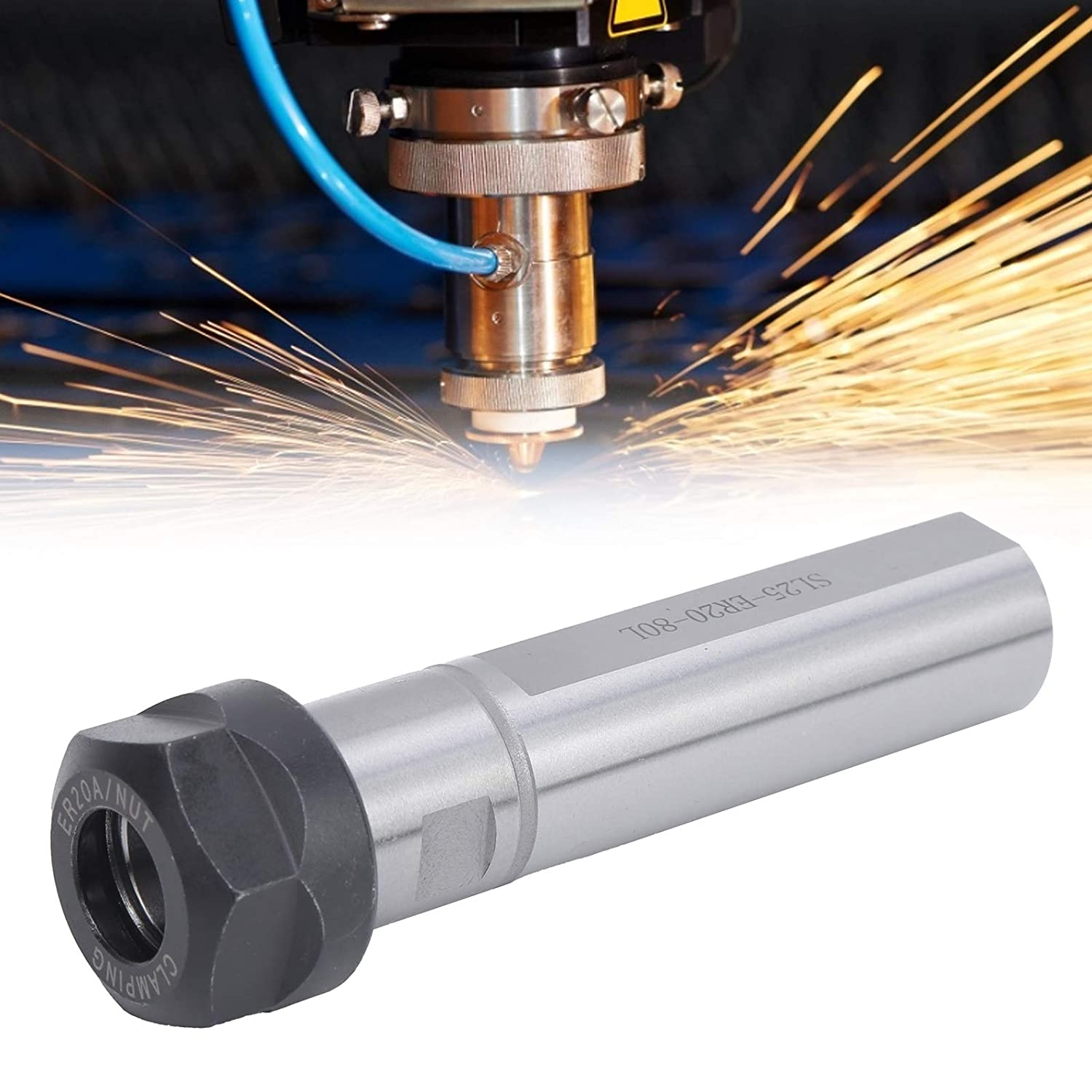 Lathe Extension Rod, Reduce Costs Improve Efficiency Collet Chuc
