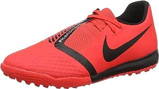 Men's Phantom Venom Academy TF Soccer Shoes- AO0571 (7 M US, Bright Crimson/Black)