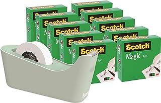 Scotch Magische Tape Dispenser Value Pack