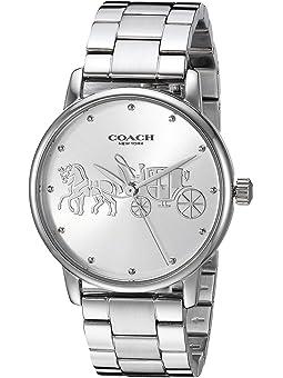 COACH Grand,Silver