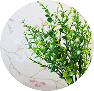 Li-Never New 5 Types Artificial Grasses Plastic Plant Fake Grass Home Decoration Flowers Direct Sold by Factory,02