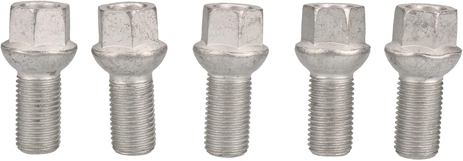 AB Tools M14 x 1.5 Replacement Bolts Outlet SALE Wheel Spherical for Max 75% OFF Trailer