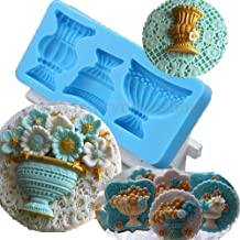 Anyana International chess 6 sets fondnat silicone 3D double-sided printing fondant sugar mold chocolate mould baking cupcake toppers decorating cake tools 98X46X13mm, 55grams