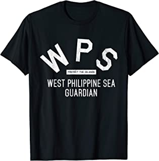 West Philippines Sea. Vintage Print T-Shirt