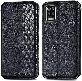 Yoodi Capa para LG K52, Capa Couro Bolsa tipo Carteira com ranhura para cartão Absorção de Choque Capa Flip para LG K52 6....