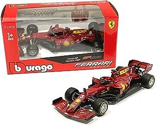 Model Car Sport 1:43 2020 Ferrari Racing SF1000 Formula One F1 #5 Sebastian Vettel