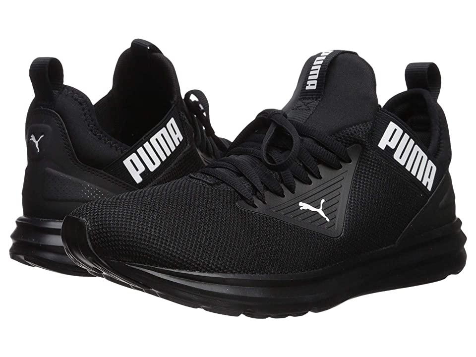 PUMA Enzo Beta (Puma Black/Puma Black) Men