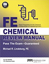 PPI FE Chemical Review Manual – Comprehensive Review Guide for the NCEES FE Chemical Exam