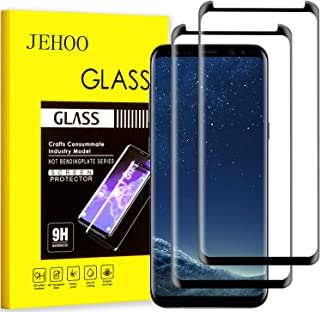ClearTouch Crystal Shields from Scratches for Jensen CMN8620 HD Film Skin Jensen CMN8620 Screen Protector 2-Pack BoxWave