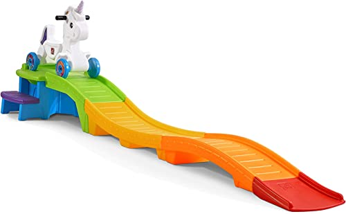 Step2 Unicorn Up & Down Roller Coaster