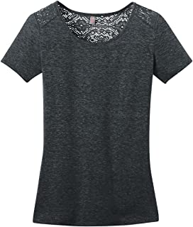 Women's Tri-Blend Scoop Neck T-Shirt