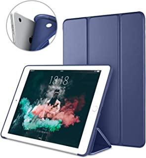 DTTO iPad Air 1st Edition Case, (NOT for iPad Air 2 and Air 3) Ultra Slim Lightweight Smart Trifold Stand with Flexible So...