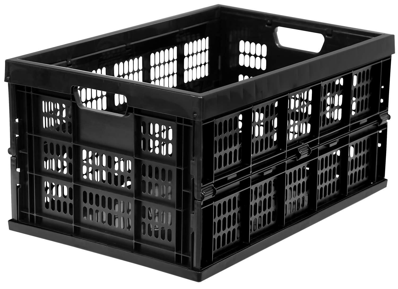Work It WI 3002 Folding Milk Crate