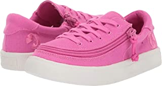 BILLY Footwear Kids Baby Girl's Classic Lace Low (Toddler/Little Kid/Big Kid)