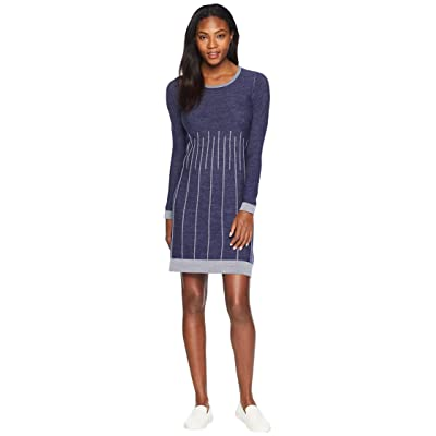 Aventura Clothing Malina Dress (Eclipse/Silver Lining) Women