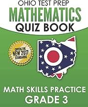OHIO TEST PREP Mathematics Quiz Book Math Skills Practice Grade 3: Preparation for Ohio's State Tests for Mathematics