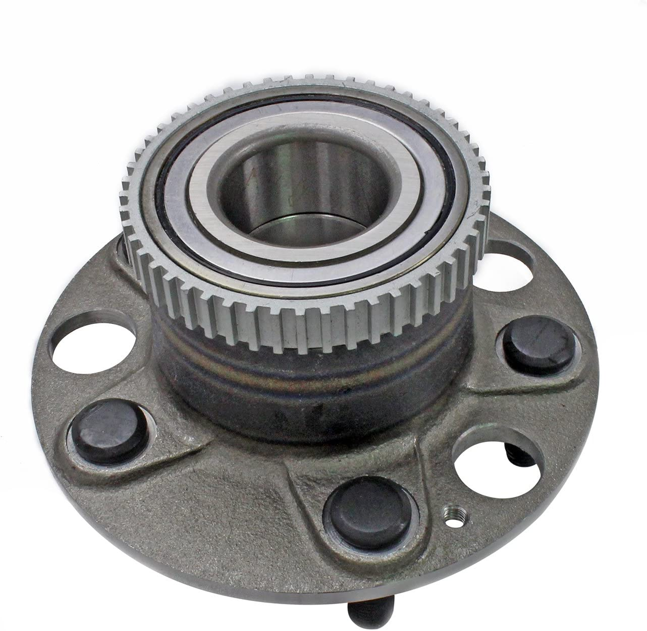 CRS unisex NT512008 35% OFF New Wheel Bearing Hub Assembly Rear Driver Left