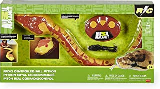 Animal Planet Radio Controlled Ball Python with squirming action!