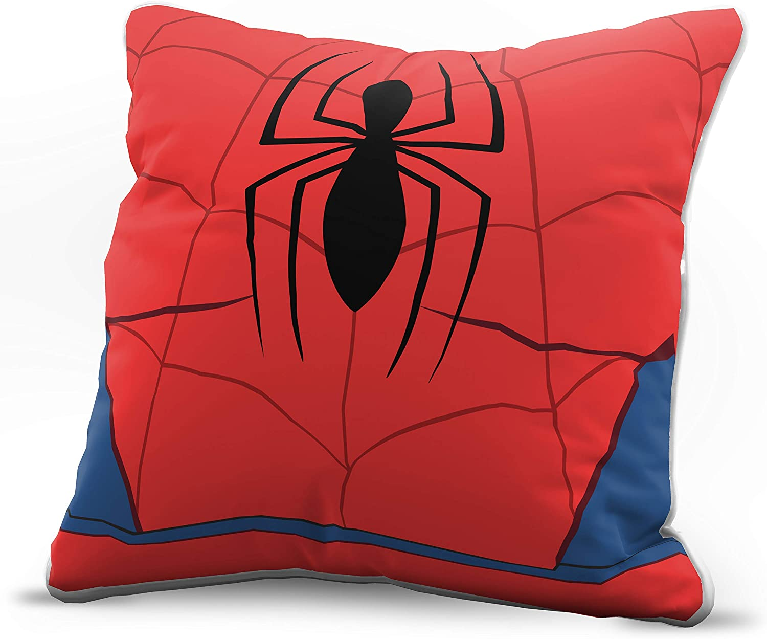 Jay Franco Marvel Decorative Pillow Cover Spiderman Bust : Home & Kitchen