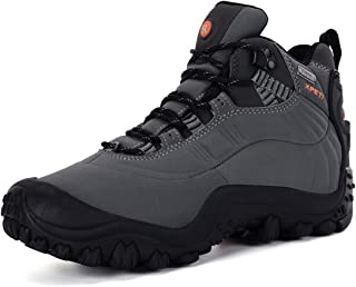 XPETI Men`s Thermator Mid Waterproof Hiking Trekking Hunting Trail Outdoor Boot