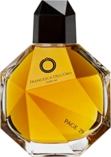 FRANCESCA DELL'ORO PAGE 29 Eau De Parfum 100 ml