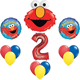 Best elmo 2nd birthday party ideas Reviews