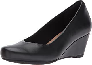Clarks Women's Flores Tulip Wedge Pump