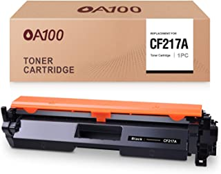 OA100 Compatible Toner Cartridge Replacement for HP 17A CF217A for HP Laserjet Pro M102w M120a MFP M130fw M130fn M130nw M130a (Black, 1 Pack)