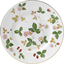 Wedgwood Wild Strawberry Bread and Butter Plate, White