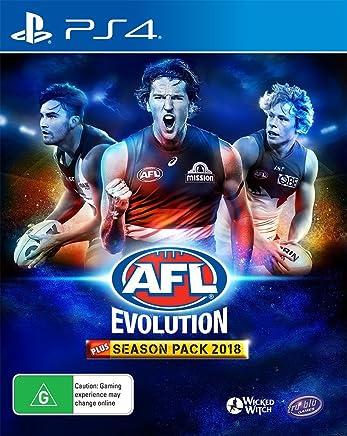 AFL Evolution + Season Pack 2018 (PlayStation 4)