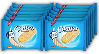 Cameo Creme Sandwich Cookies Vanilla (Pack of 12) 13.3oz Packs