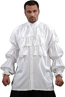 ThePirateDressing Pirate Ruffled Seinfeld Puffy Shirt