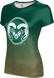 ProSphere Colorado State University Girls Performance T-Shirt Gradient