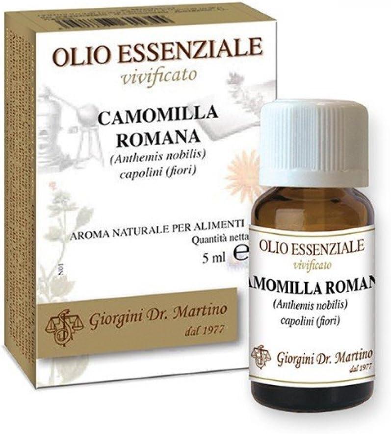 Dr Giorgini O.E.V. Vivified Essential Roman O.E. Oils Same Fashion day shipping Chamomile