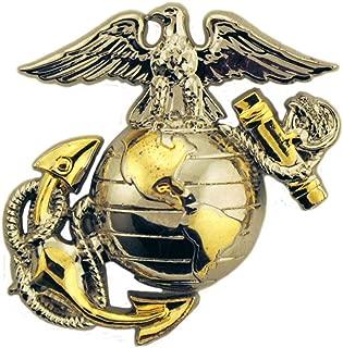 EagleEmblems United States Marine Corps Gold Tone Logo Emblem Lapel / Hat Pin